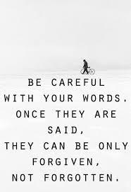 wordsforgiven